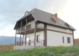 Продается Дом  с участком  - видом на горы и на море